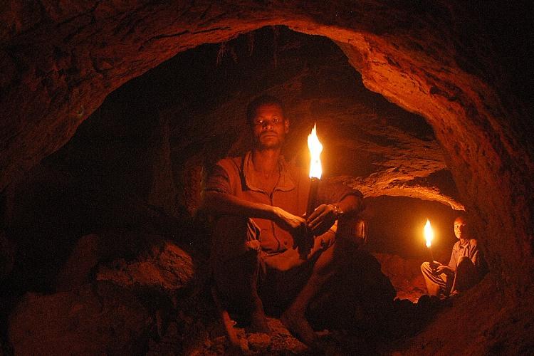 Le miniere d'oro di Re Salomone