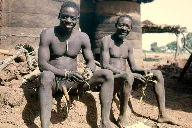 Somba: una cultura arcaica
