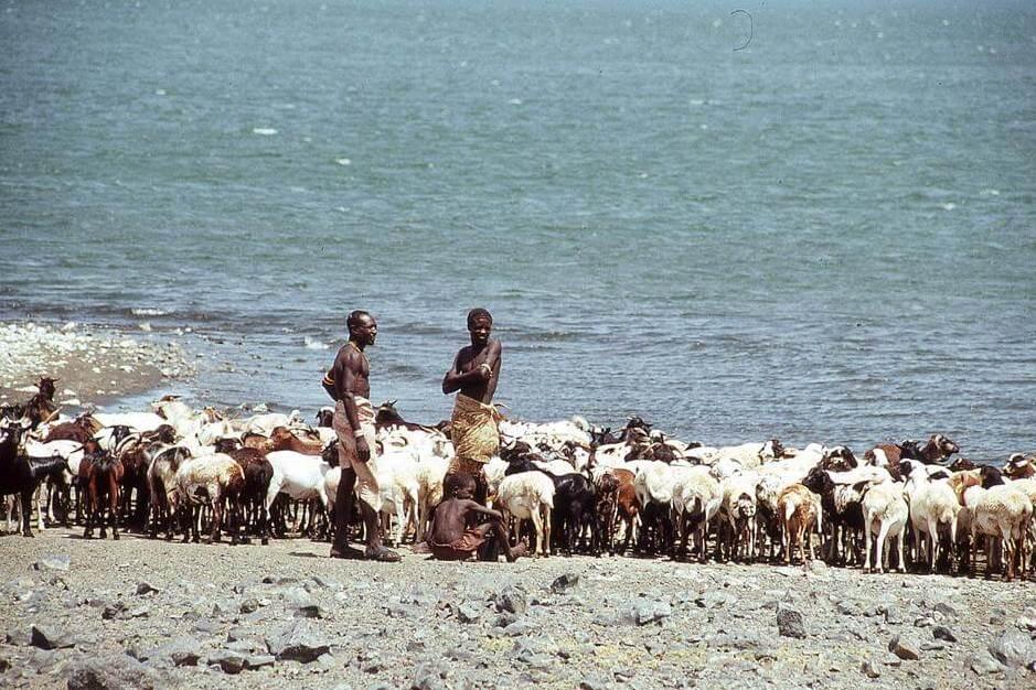 Turkana: Pastori del Lago di Smeraldo