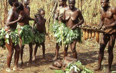 Credenze e magie dei popoli della foresta